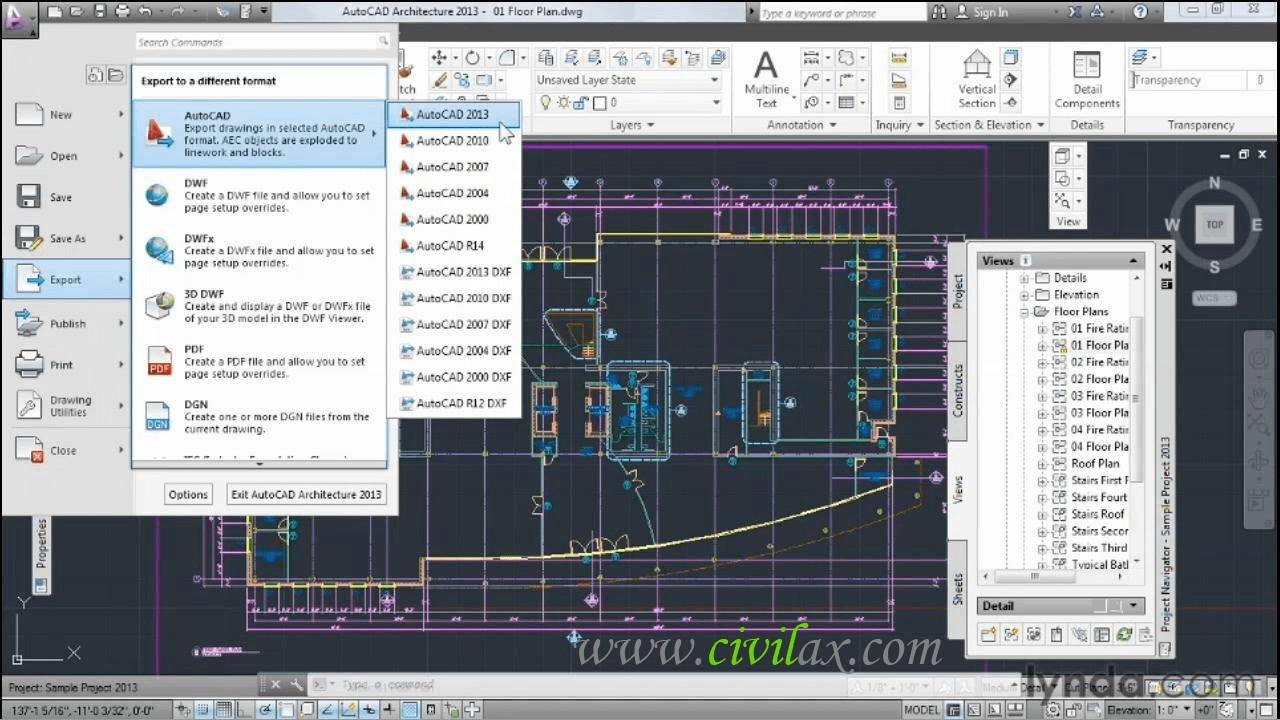 Migrating from AutoCAD to Revit