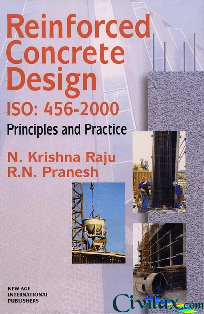 Reinforced Concrete Design Is 456 2000 Principles And Practice