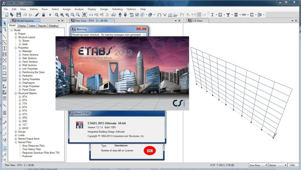 enter activation key for your standalone license etabs 2013
