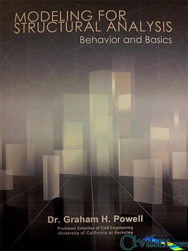 Modeling-for-Structural-Analysis-Behavior-and-Basics