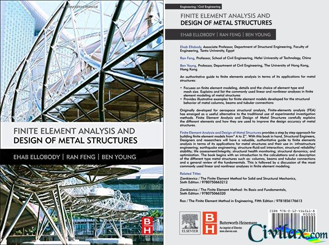 Finite Element Analysis and Design of Metal Structures
