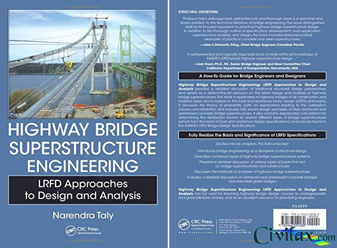 Highway Bridge Superstructure Engineering LRFD Approaches to Design and Analysis