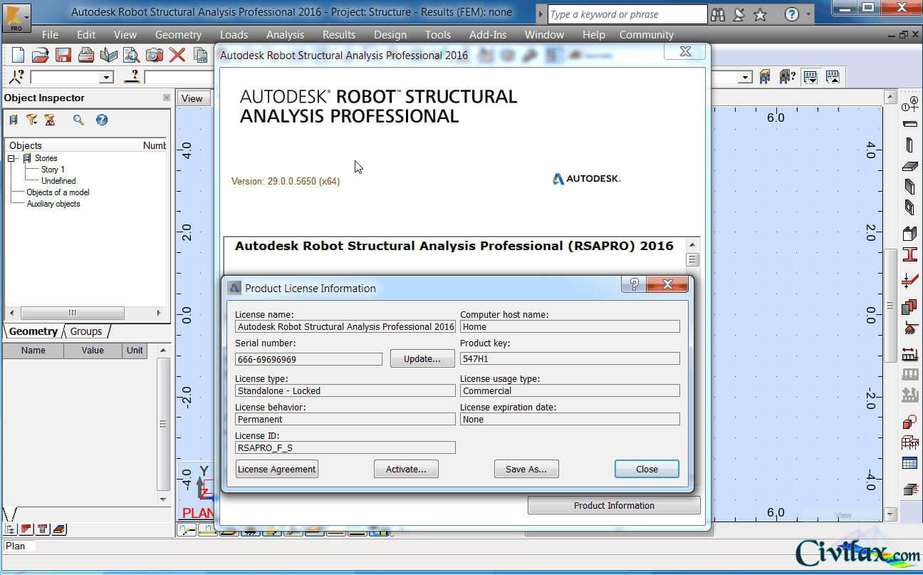 Download Autodesk Robot Structural Analysis Professional mac