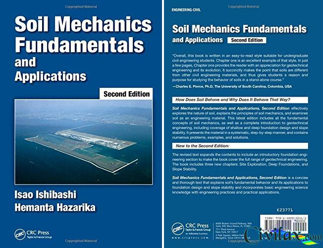 Soil Mechanics Fundamentals and Applications (2nd Edition)