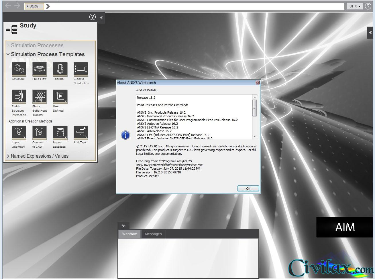 ansys 16.2 crack download