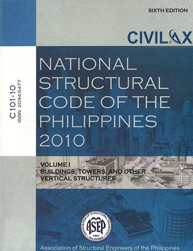 National Structural Code of the Philippines 2010