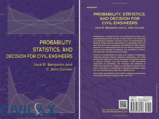 Probability, Statistics, and Decision for Civil Engineers
