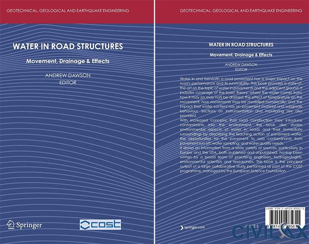 Water in Road Structures- Movement, Drainage & Effects