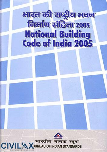 National Building Code of India