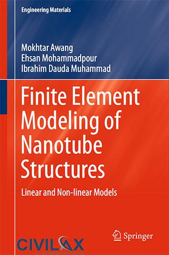 Finite Element Modeling of Nanotube Structures