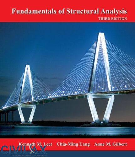 Fundamentals of Structural Analysis, 3rd Edition