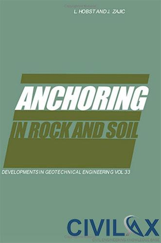 Anchoring in Rock and Soil