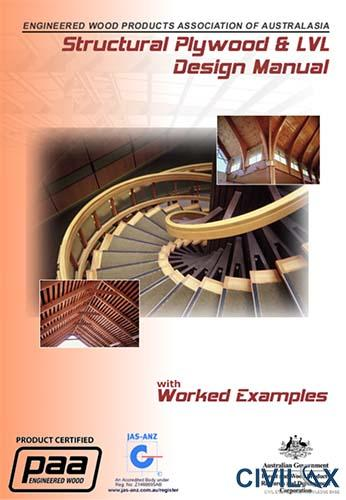 Structural Plywood Manual with Worked Examples