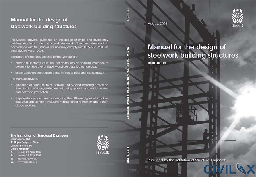 Manual for the Design of Steelwork Building Structures, 3rd Edition