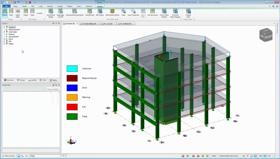 Tekla Tutorial Pdf