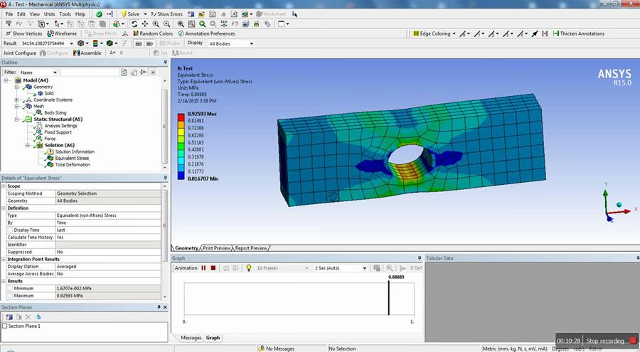 Ansys most downloaded models | 3d cad model collection | grabcad.