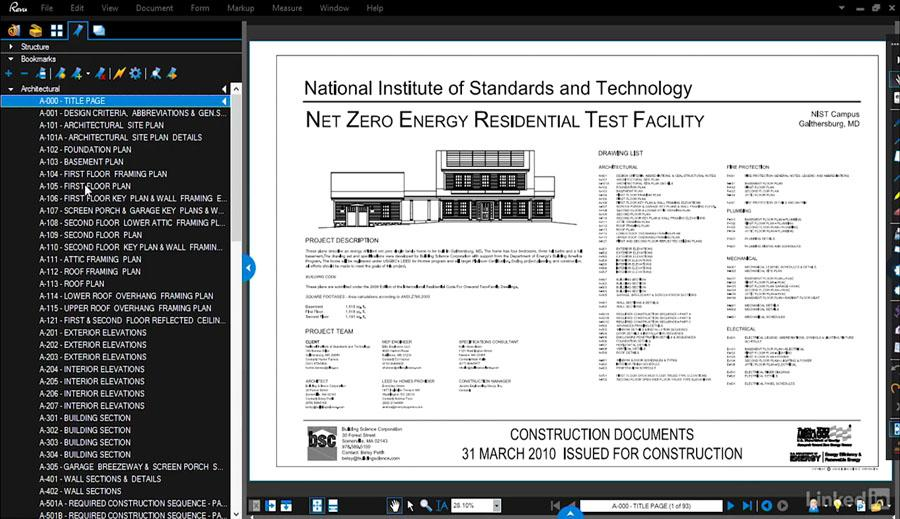 Construction Management Reading Drawings And Specifications