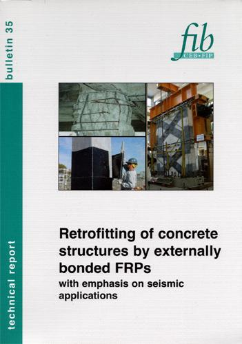 Retrofitting of Concrete Structures by Externally Bonded