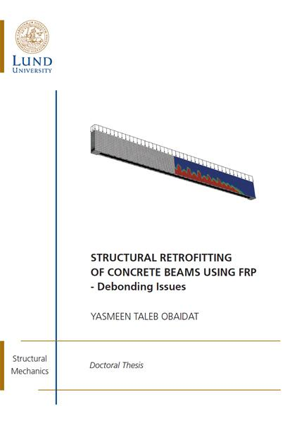 Structural Retrofitting of Concrete Beams using FRP