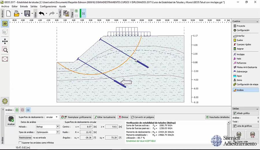 Examples GEO5 Software for Slope Stability Analysis - Civil