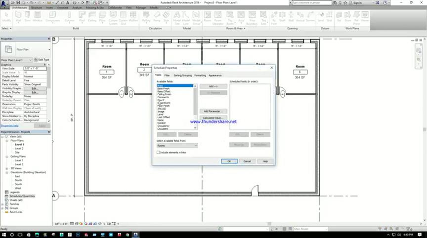 Revit Architecture Tutorials A to Z for Beginner 2017