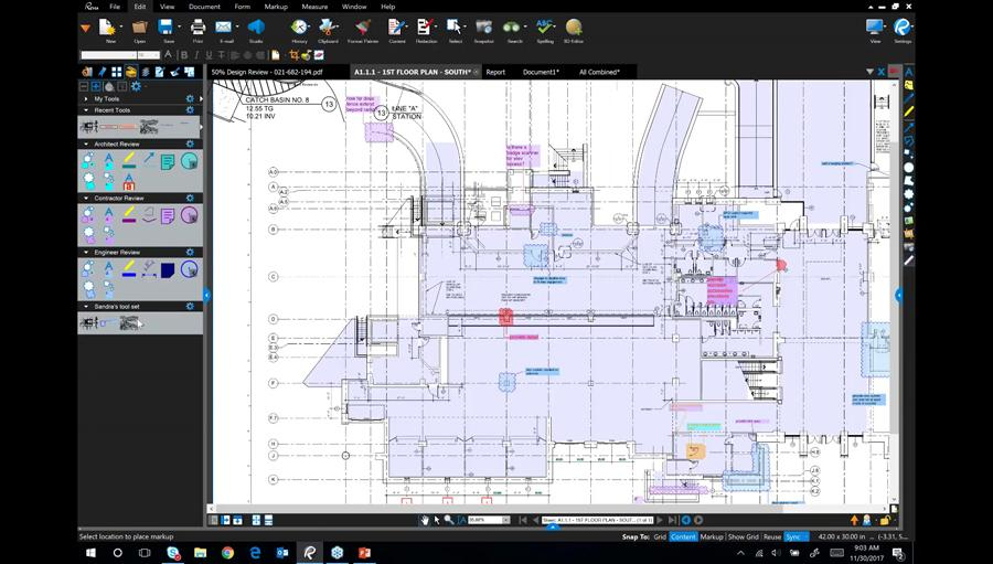 Improve Your Design Review Process with Bluebeam Revu