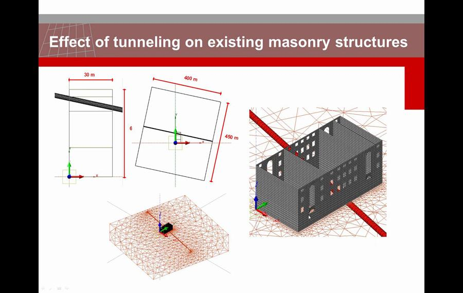 Technical Notes on Simulation of Tunnel Lining - Civil Engineering