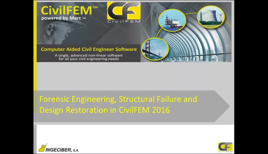 Forensic Engineering, Structural Failure and Design