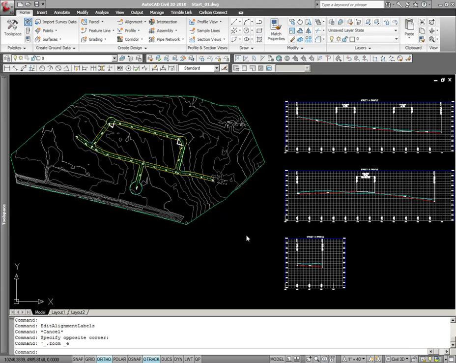 Advanced Corridor Modeling in Civil 3D - Civil Engineering Community