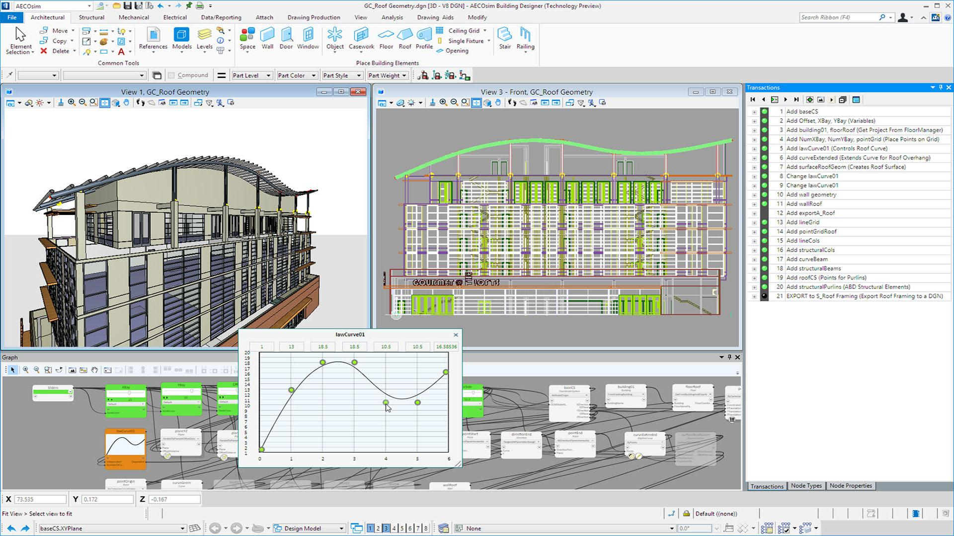 Easily Migrate to AECOsim Building Designer CONNECT Edition