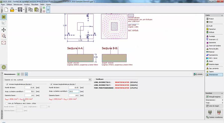 How to Design a Pad Foundation in GEO5 - Civil Engineering Community
