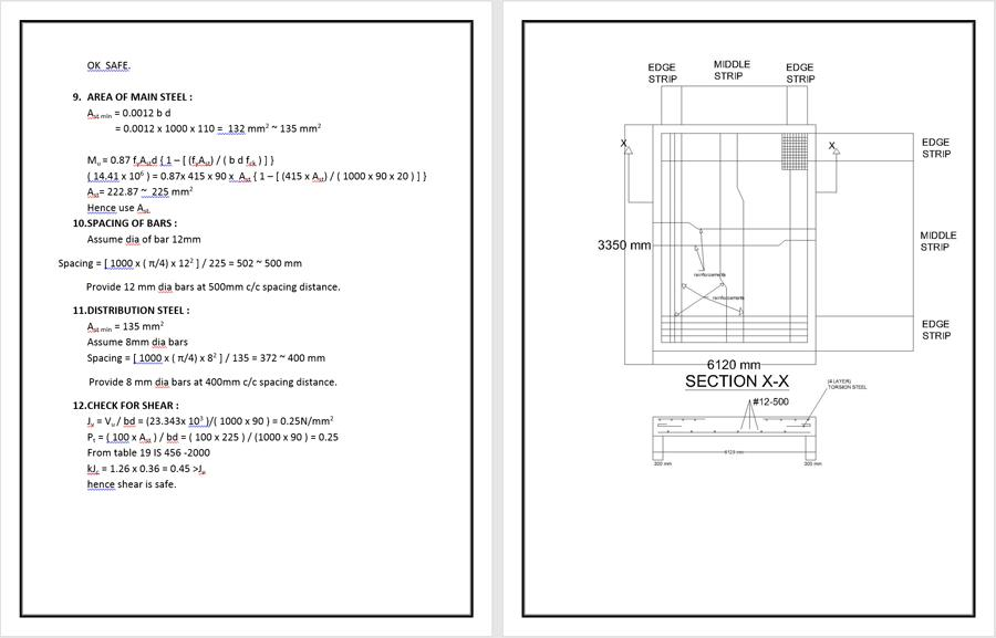 Structural Analysis of G+2 Residential Building - Civil