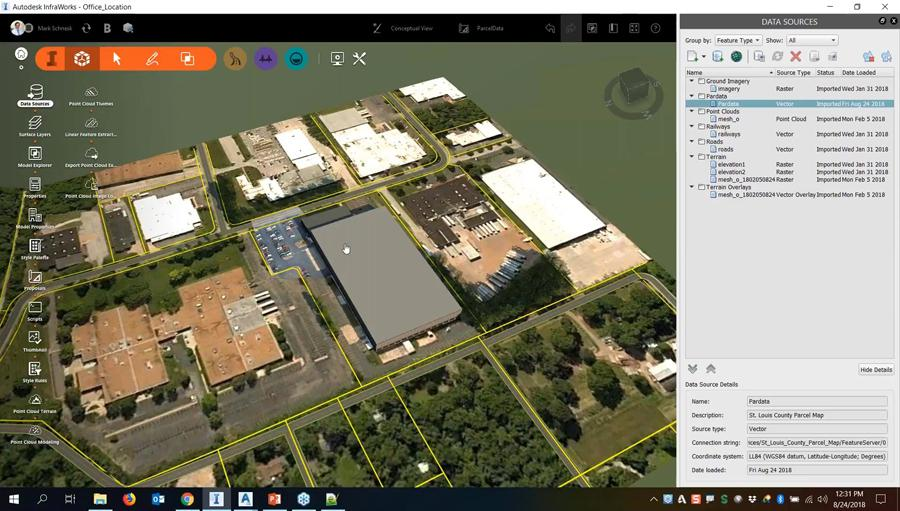 Using GIS Data in Your Engineering Design with Civil 3D