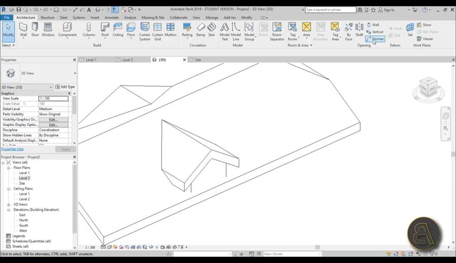 5 Tips and Tricks for Roofs in Revit Tutorial - Civil Engineering