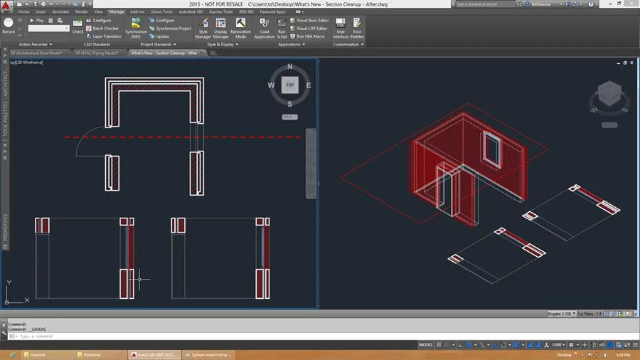 AutoCAD Architecture Tutorial for Beginners