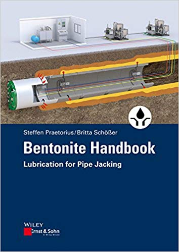 Bentonite Handbook: Lubrication for Pipe Jacking - Civil