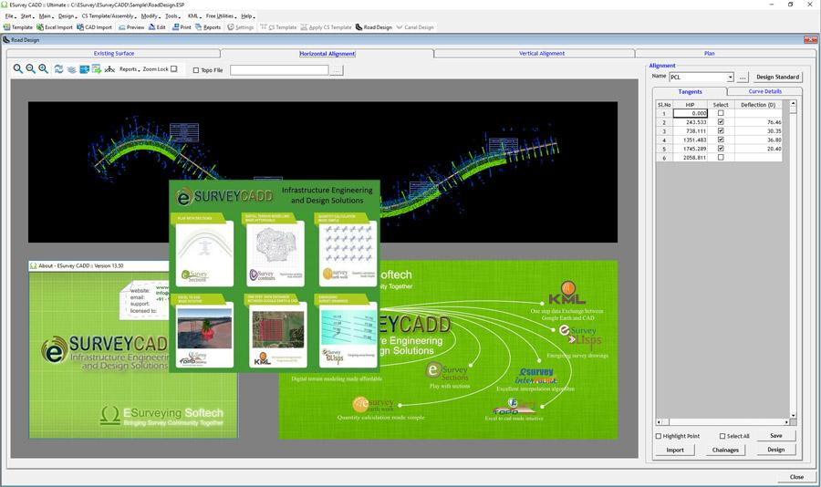Download Total Station Survey Software Esurvey Sections