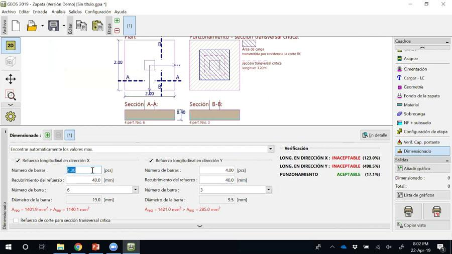 Shallow and Deep Foundation Design with GEO5 - Civil