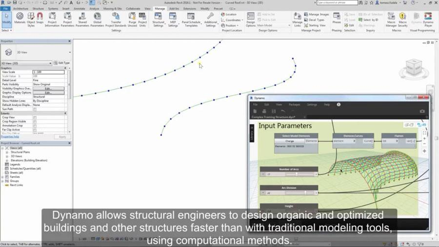 Revit 2020- Dynamo Package for Robot Structural Analysis - Civil